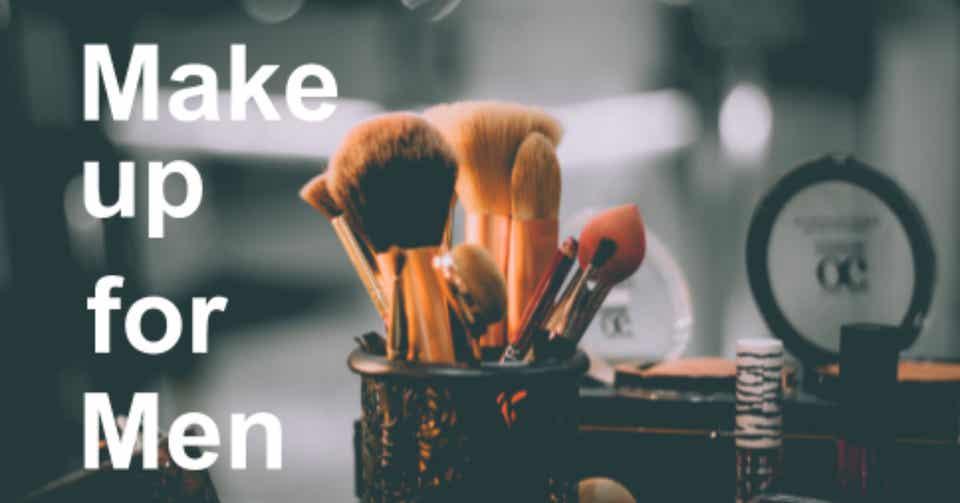 「メンズメイク 美容室」の画像検索結果